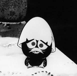 Nascita di CALIMERO – Carosello Ava – (1963/1975)
