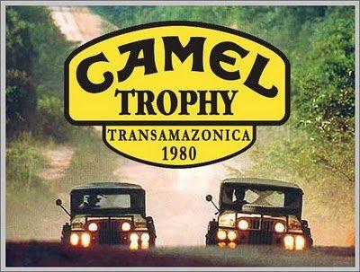 CAMEL TROPHY – Storia e Spot – (1980/2000)