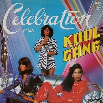 CELEBRATION – Kool & The Gang –  (1980)