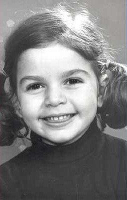 CRISTINA D'AVENA GIOVANE young