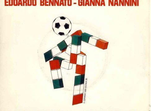 HIT ITALIA 1990 – Un' estate italiana – NANNINI/BENNATO