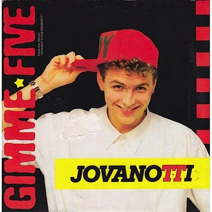 Gimme-Five-jovanotti_1988_copertina