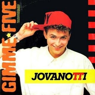 HIT ITALIA 1988 – Gimme five – JOVANOTTI