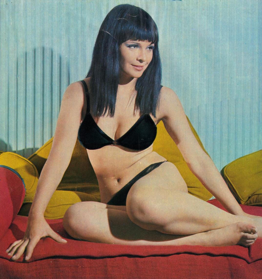 Laura Antonelli primi anni '70