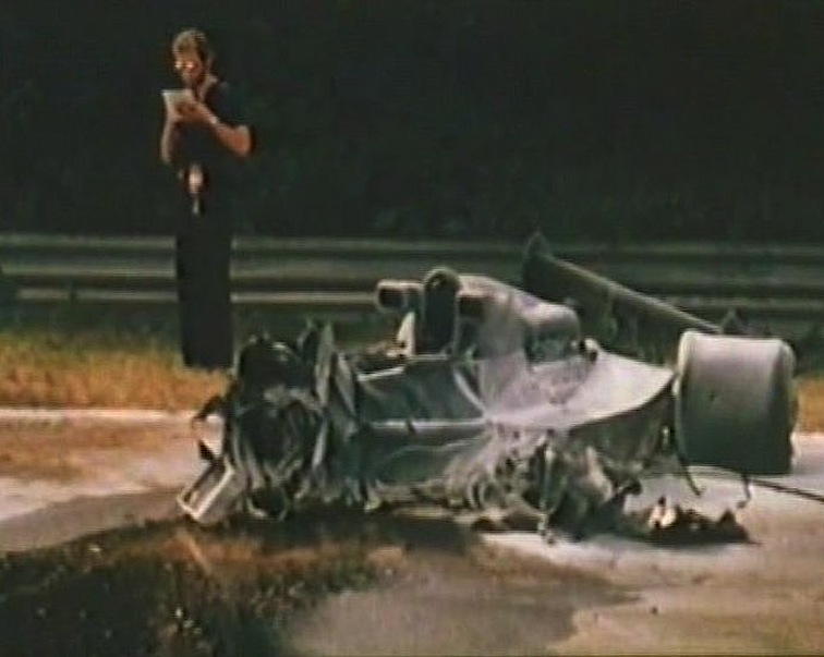 Lotus_78_Peterson_Monza_crash_incidente_