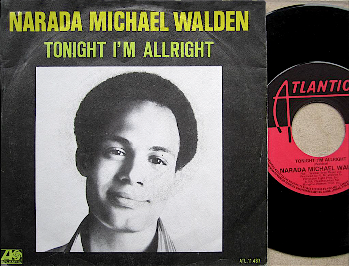 Narada Michael Walden tonight i'm allright