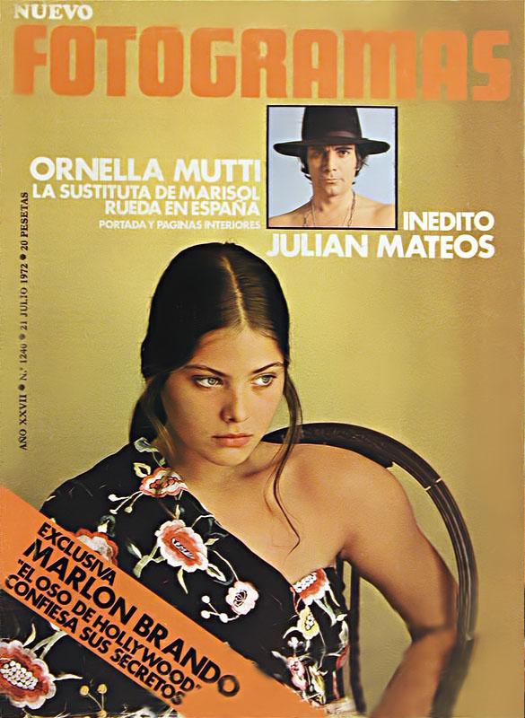 Ornella Muti cover