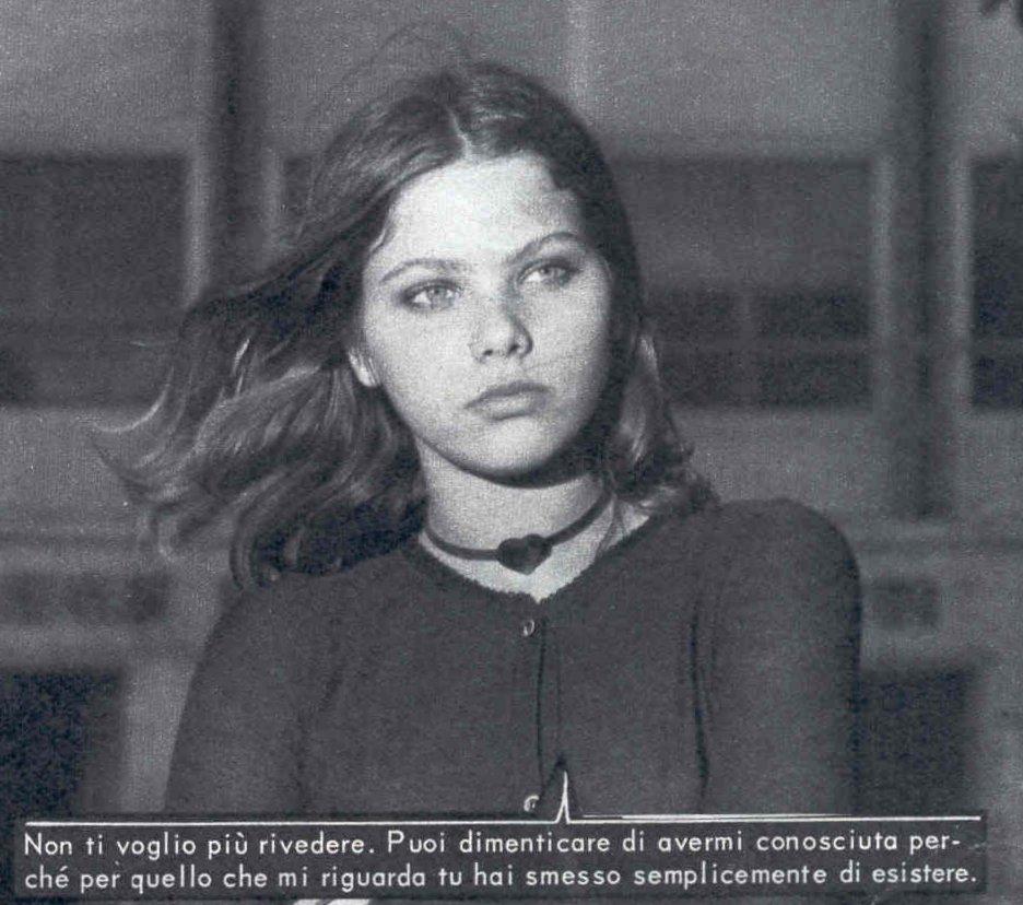 ornella muti anni 70 fotoromanzi