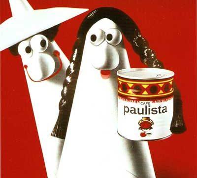 CAFFE' PAULISTA – Carosello Lavazza – (1966/1973)