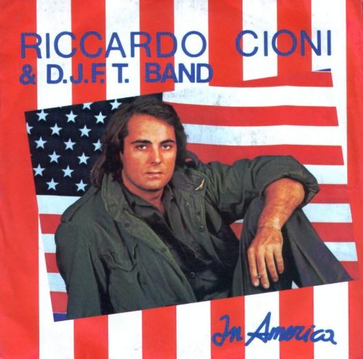Riccardo Cioni in america copertina