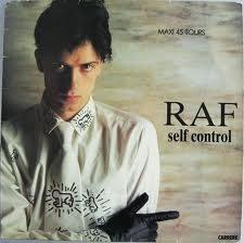 HIT ITALIA 1984 – Self control – RAF