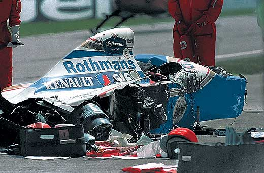 incidente ad Ayrton Senna muore incidente