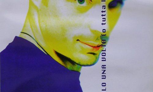 HIT ITALIA 1998 – Solo una volta – ALEX BRITTI