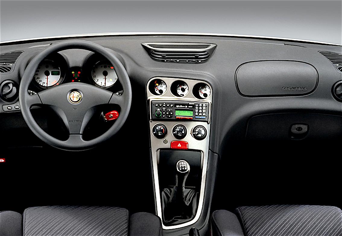 Alfa romeo 147 wheel specs