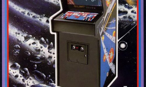 ASTEROIDS – Atari – (1979)