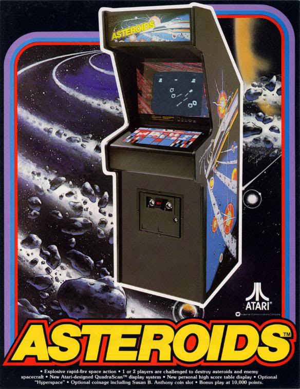 asteroids (2)