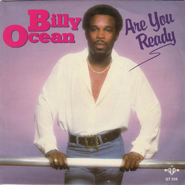 Billy ocean are you ready copertina
