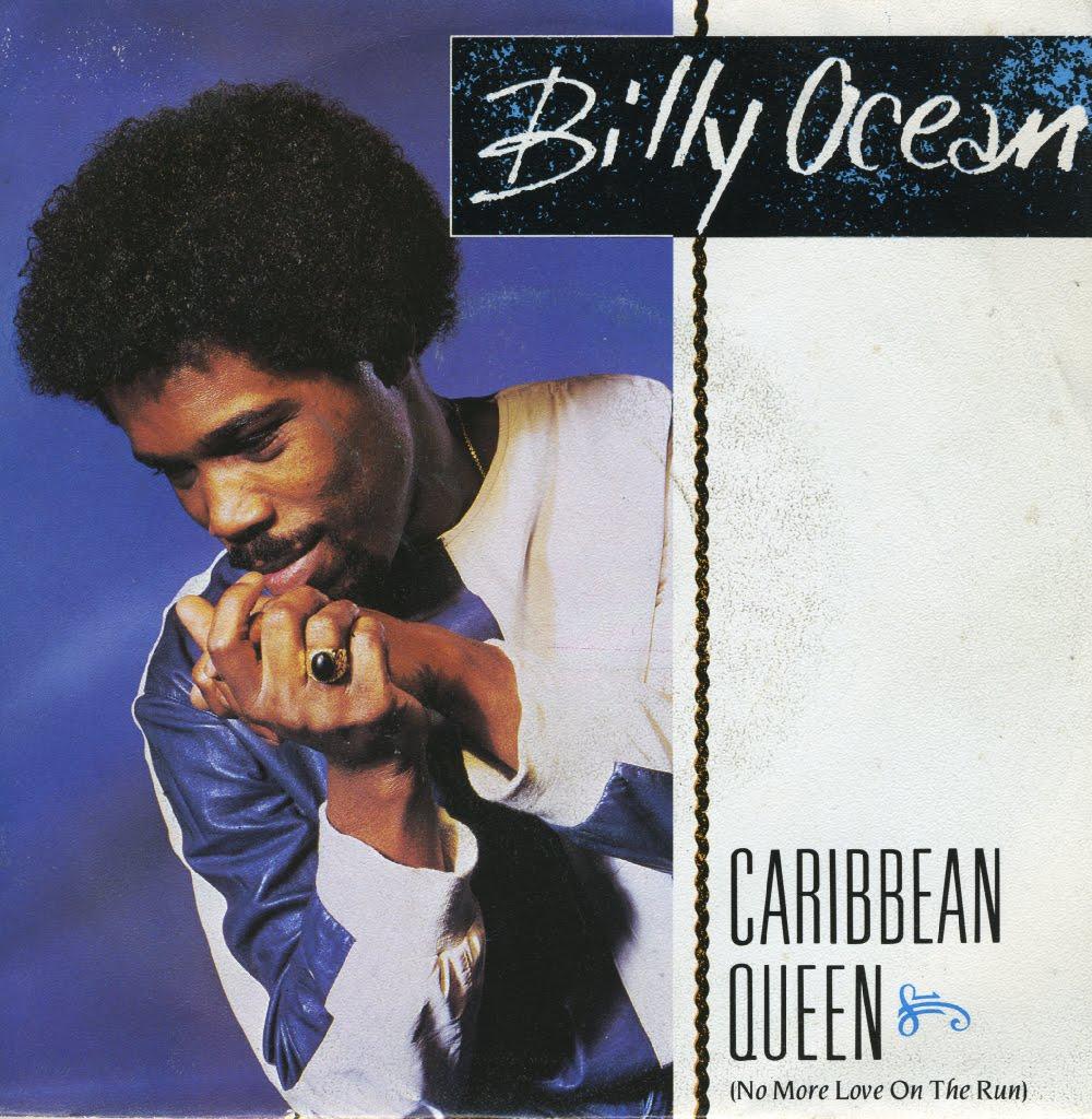 billy ocean copertina caribbean queen