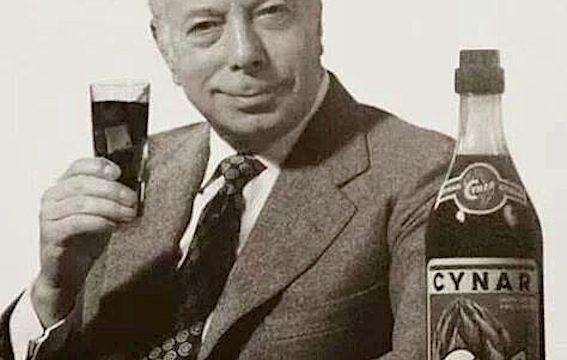 CYNAR – Carosello con Ernesto Calindri – (1967-1977)