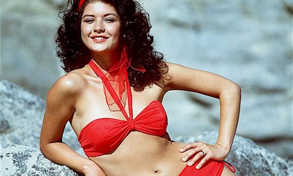 CATHERINE ZETA JONES – La più bella del mondo – Come era Come è