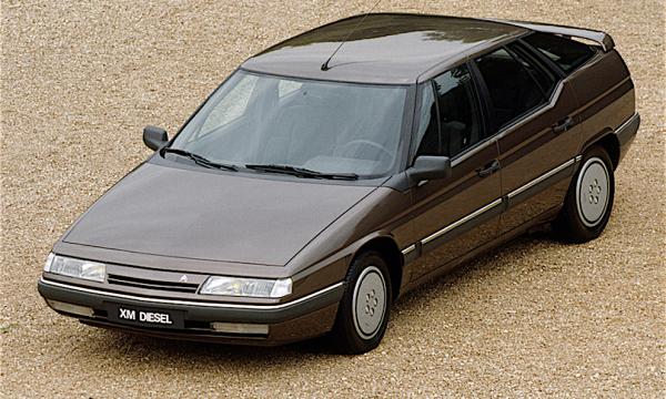 Auto dell'anno 1990 – CITROEN XM