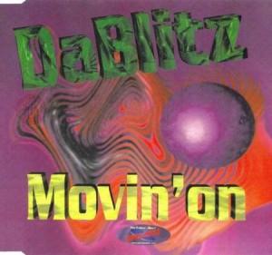Copertina di Movin'on Da Blitz