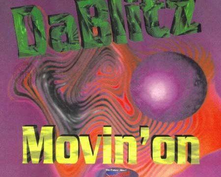 MOVIN' ON – Da Blitz – (1995)