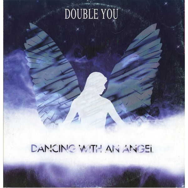 double you dancing with an angel copertina