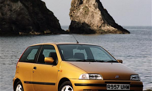 Auto Dell'Anno 1995 – FIAT PUNTO