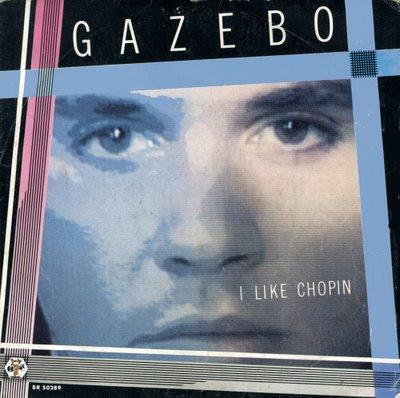 gazebo i like chopin copertina disco