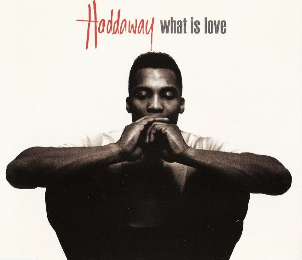 haddaway what is love copertina