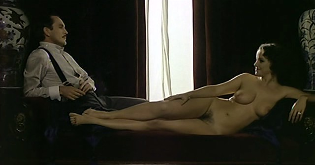 laura antonelli nuda in divina creatura del 1975