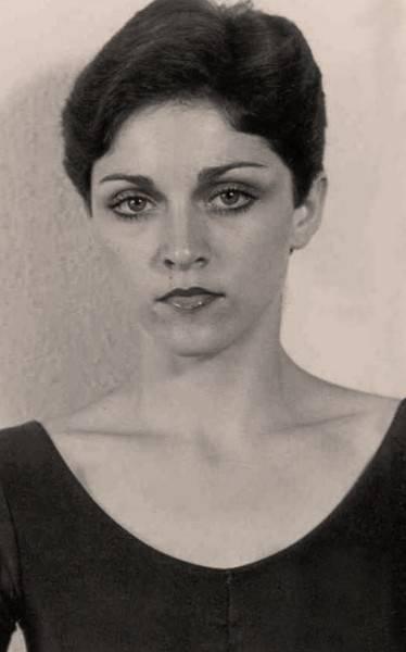 madonna primi anni 80 giovane