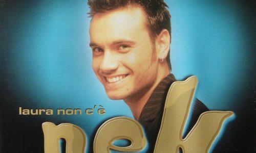 HIT ITALIA 1997 – Laura non c'è – NEK