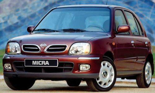 Auto Dell'Anno 1993 – NISSAN MICRA
