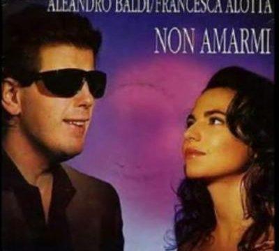 HIT ITALIA 1992 – Non amarmi – BALDI/ALOTTA