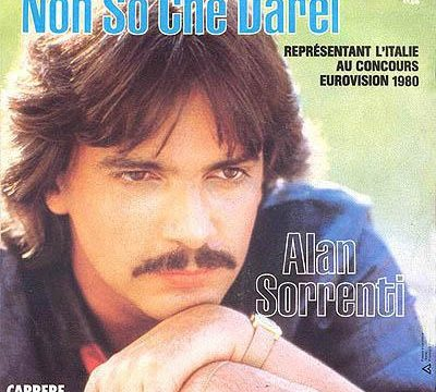 HIT ITALIA 1980 – Non so che darei – ALAN SORRENTI