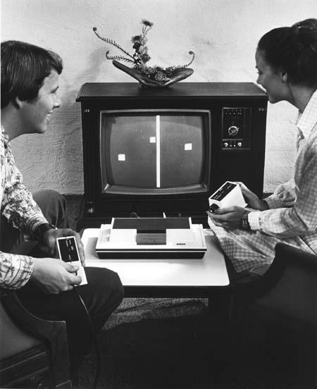 pong gioco arcade 1972
