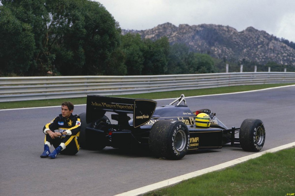 incidente ad ayrton senna Ayrton Senna Lotus