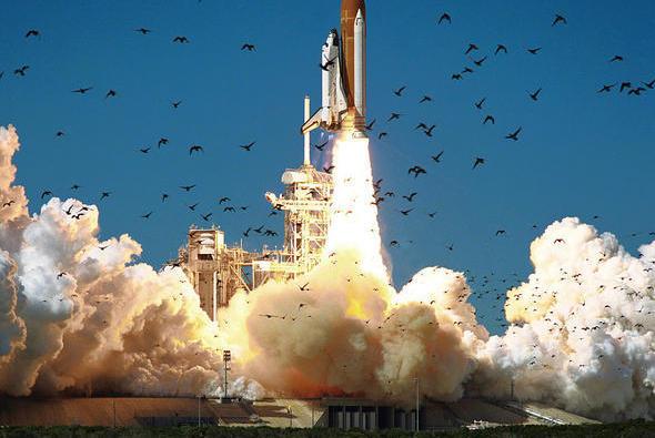 challenger shuttle esplosione