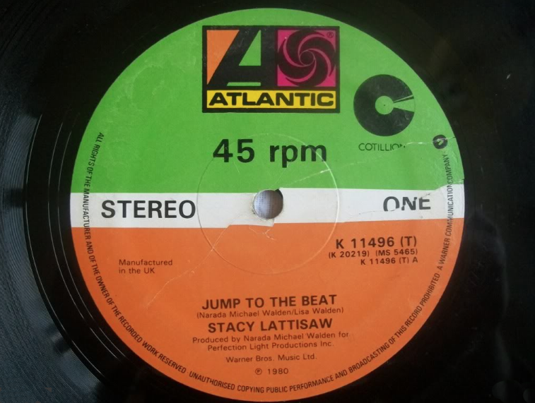 Stacy Lattisaw Jump To The Beat