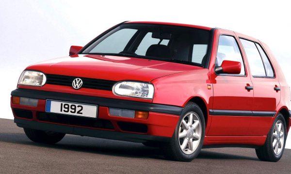 Auto dell'anno 1992 – VOLKSWAGEN GOLF