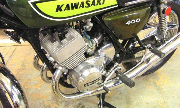 KAWASAKI 400 S3 – 1975 – (Giappone)