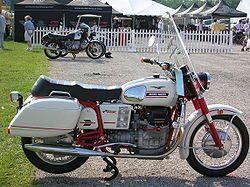 MOTO GUZZI V7 SPECIAL – 1969 – (Italia)