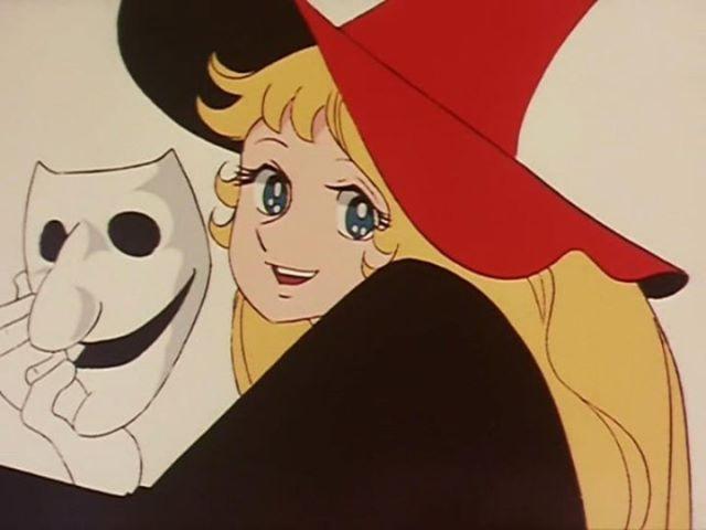 Bia la sfida della magia 1981 anime cartoni anni 80