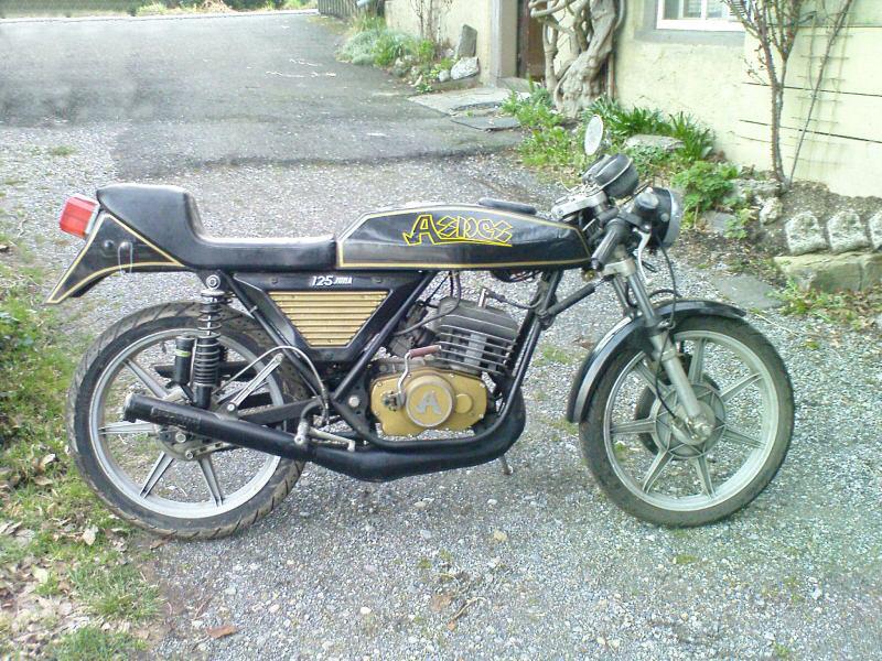 aspes yuma 125 1976