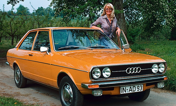 Auto dell'anno 1973 – AUDI 80