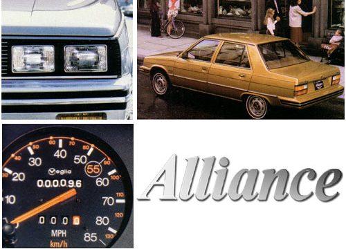 Auto dell'anno 1982 – RENAULT 9