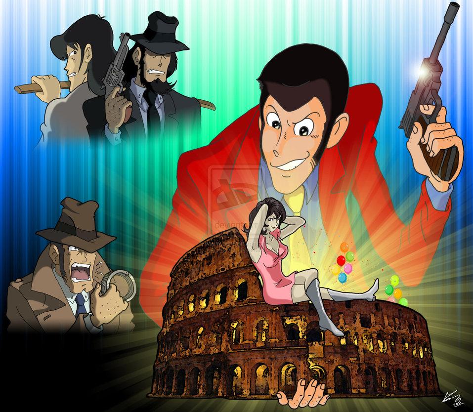 Lupin iii anime sigla curiosando anni 70 e nel passato