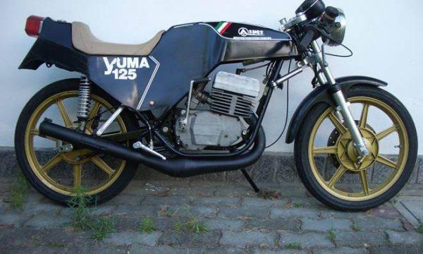 ASPES YUMA – (1976/1983) – Italia